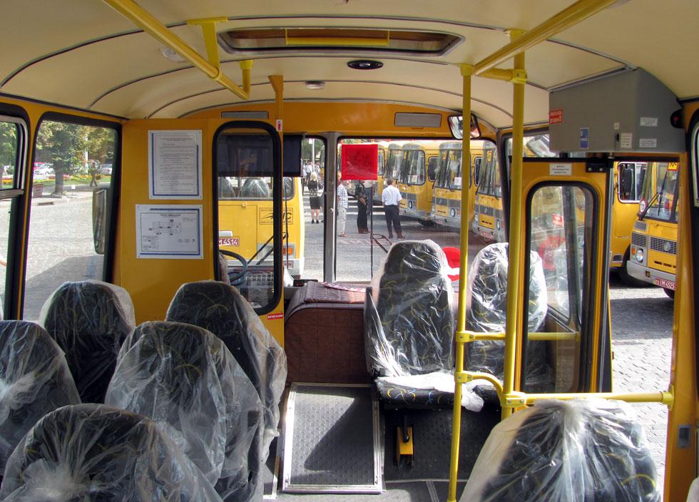 """Салон автобуса АС-Р 32053-07 """""""