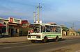 IMG.  ПАЗ-32054 гос.  АХ0142АА 671-го маршрута в посёлке Безлюдовка.  Обсуждение фотографии или схемы.