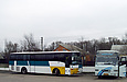 Sunsundegui Interstylo (Volvo B10B) гос.# АХ1042АА маршрута Харьков — Богодухов на автостанции в Богодухове