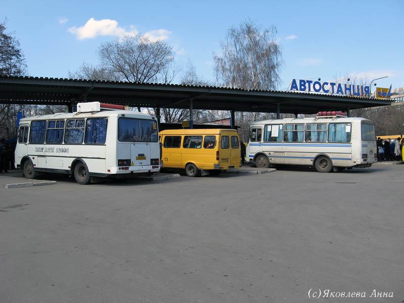 У Хмельницькому з`явиться ще одна автостанція