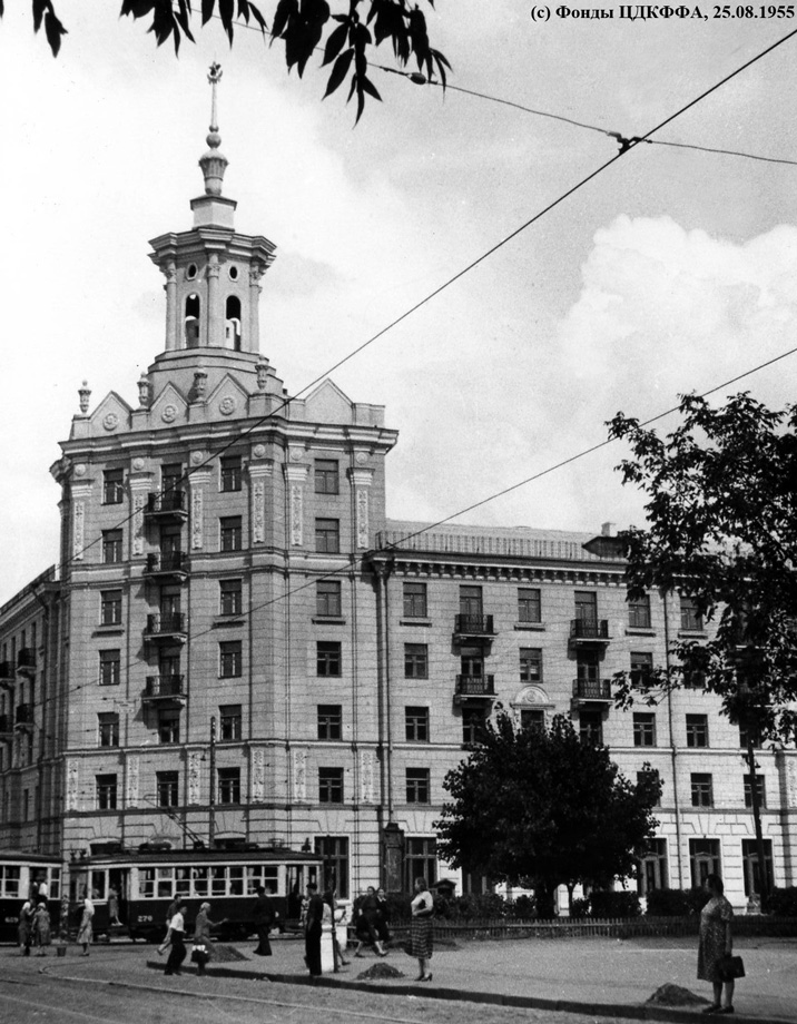 Улица плехановская жилой дом завода