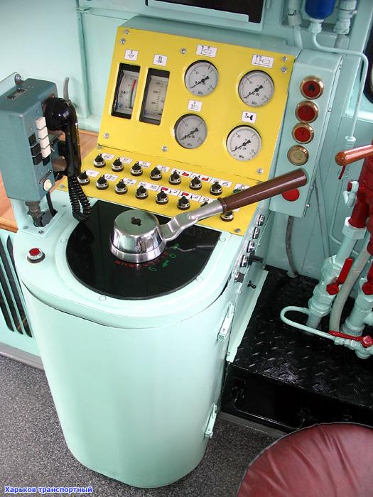 ЧМЭ3 (№2426), контроллер